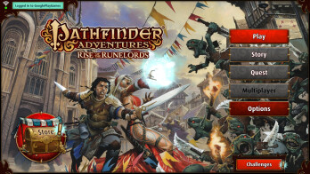 Pathfinder Adventures review: rolling the dice like there's no tomorrow