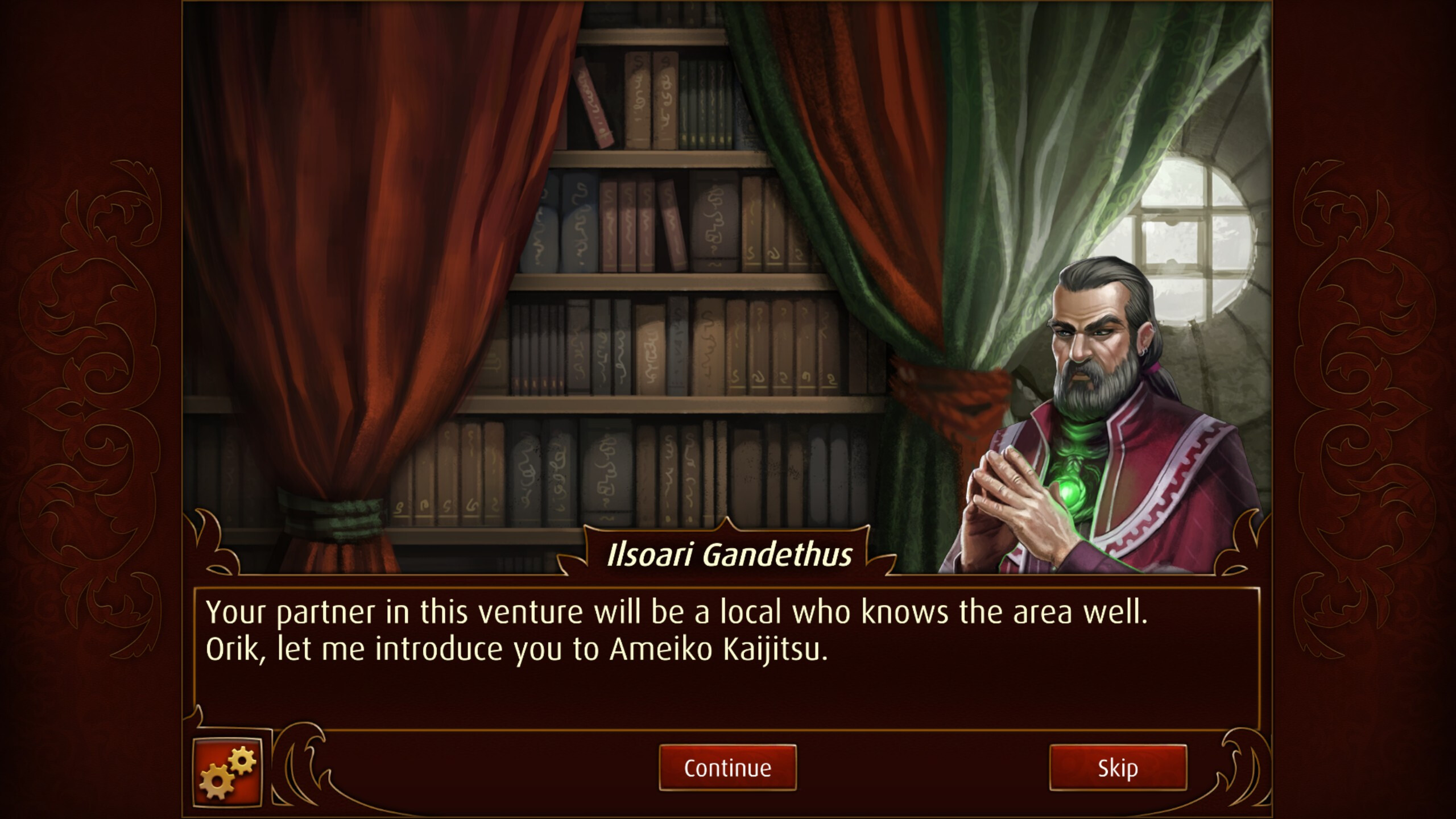 Pathfinder Adventures review: rolling the dice like there's