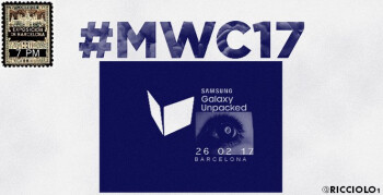 The Samsung Galaxy S8 will be unveiled on February 26th
