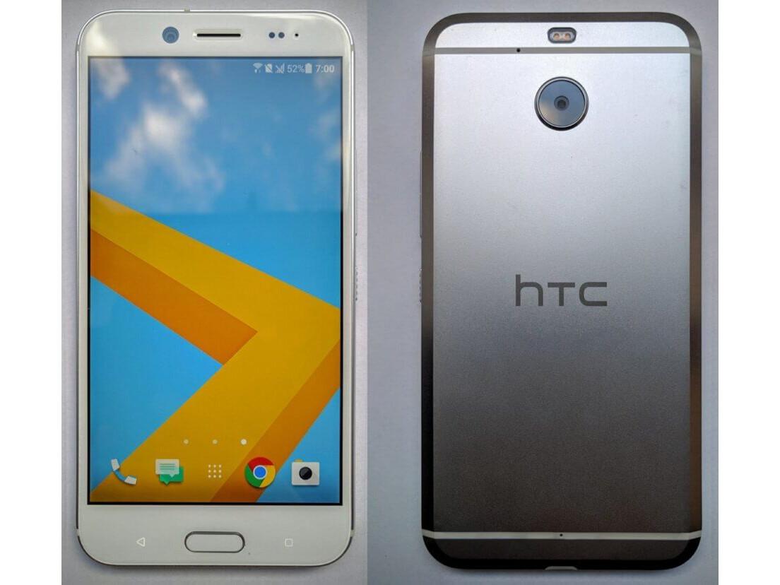 New HTC Bolt photos reveal a metal design, no 3.5mm audio ...