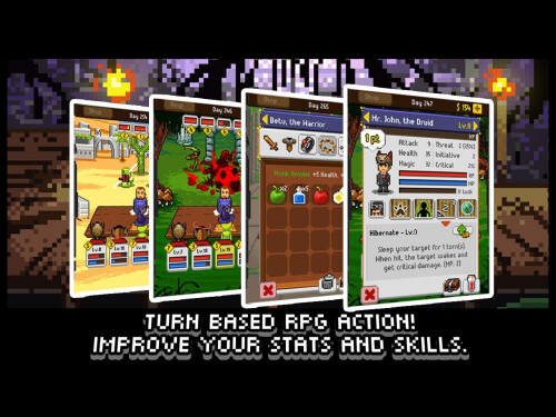 5 cool RPG and adventure games with dungeons on Android and
