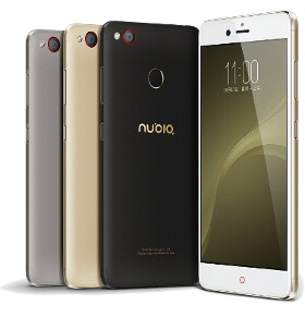 Nubia's fresh new 5.2-incher is sleek, powerful, and enticingly affordable
