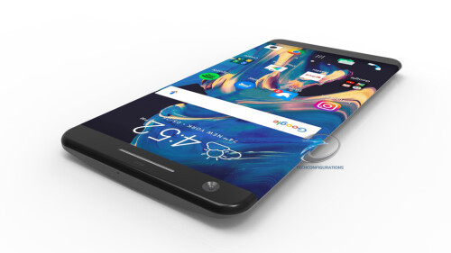 HTC 11 concept renders