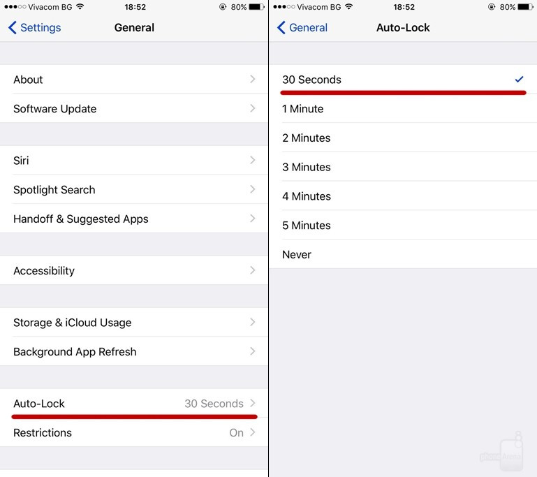 10 Tips to fix iPhone 6s and 6s Plus battery life problems