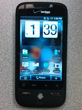 The DROID Eris is said to be the second Verizon Android phone coming
