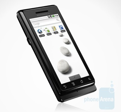 The Motorola MILESTONE will be Europe's first Android 2.0 phone - Motorola MILESTONE now official, packs multi-touch zooming