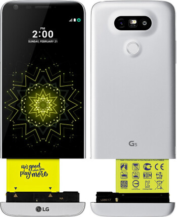 LG G6 might not be a modular smartphone