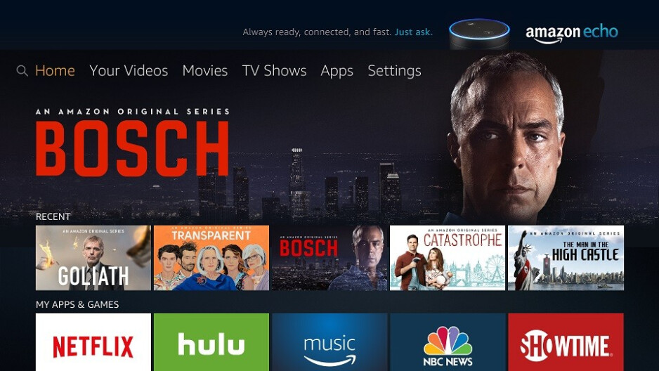 An all-new UI will be hitting Amazon's Fire TV later this year