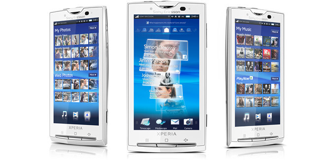Sony Ericsson makes Xperia X10 official