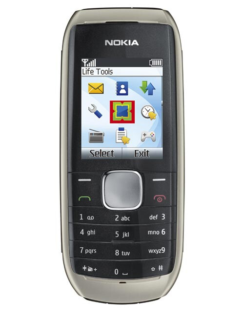 Nokia 1800 - Nokia announces 5 new handsets aimed at developing markets