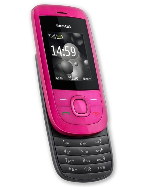 Nokia 2220 slide - Nokia announces 5 new handsets aimed at developing markets