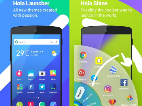 Hola Launcher