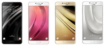 A Pro model of the Samsung Galaxy C7 is very much on the cards