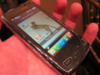 Hands-on with Verizon's upcoming fourth quarter devices