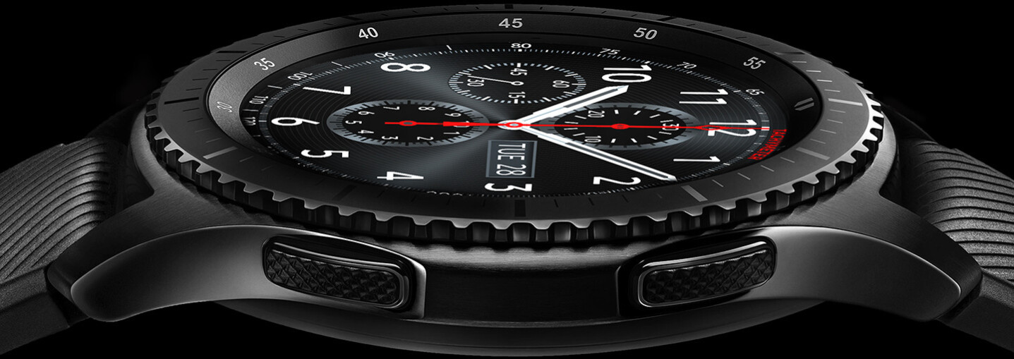 how to use gear s3 pay in canada
