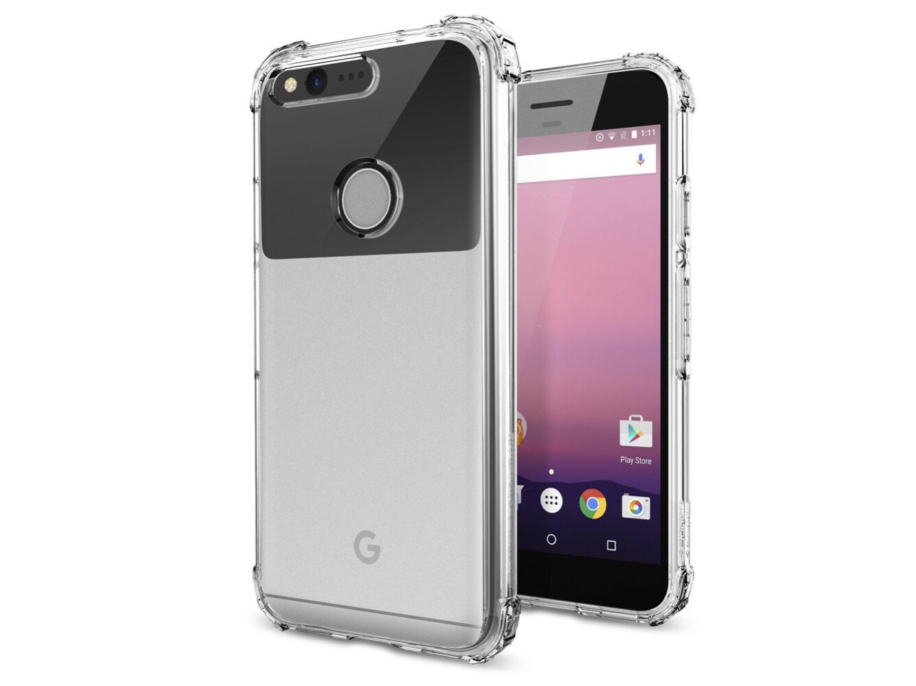 premium selection 922df f3dfd True colors: these are the top 5 best clear cases for the Google ...