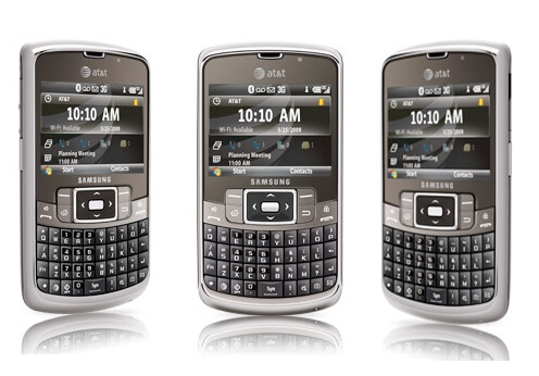 Samsung Jack gets Windows Mobile 6.5 upgrade