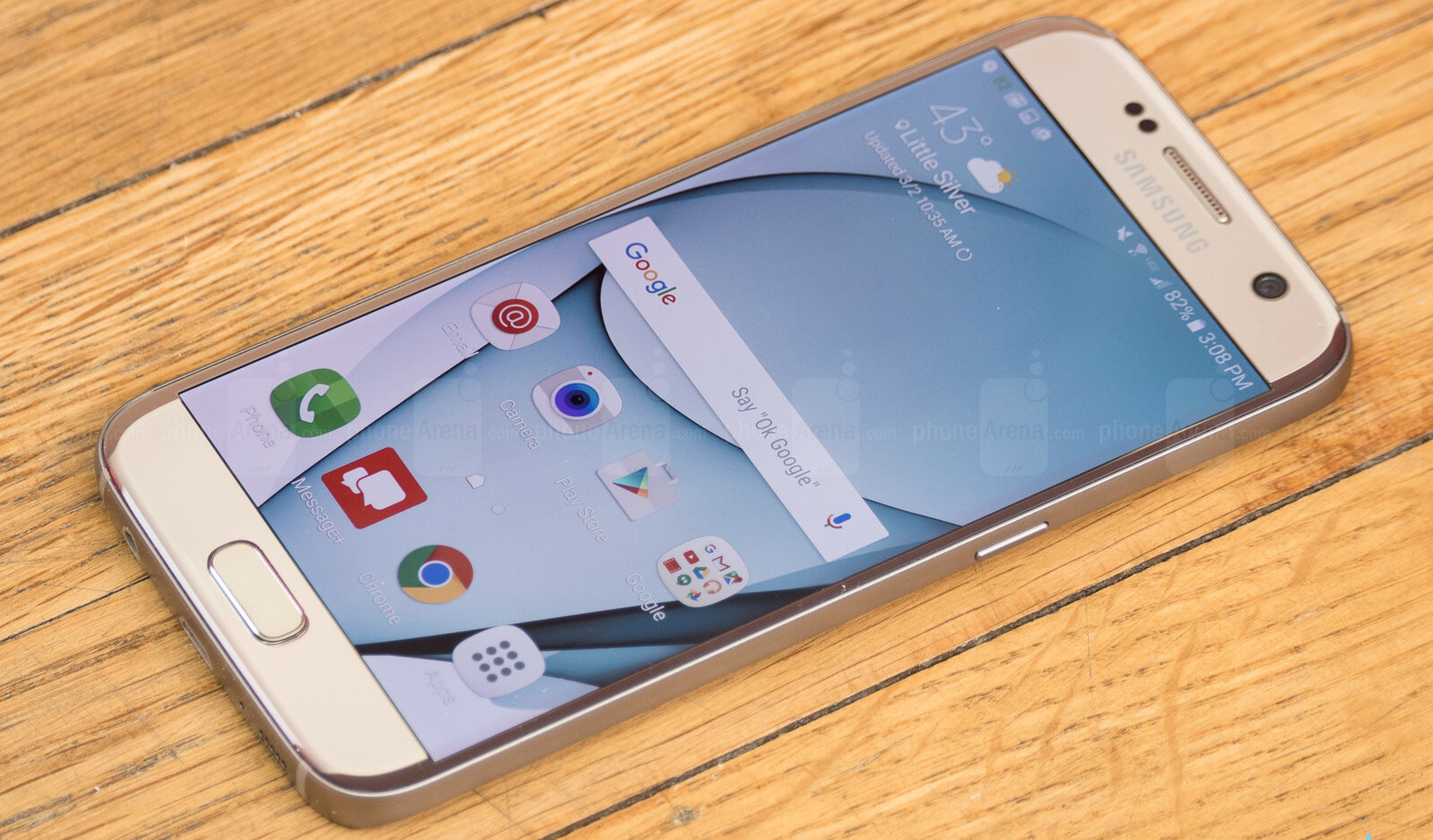 samsung galaxy s6 and s7 s stock email app affected by