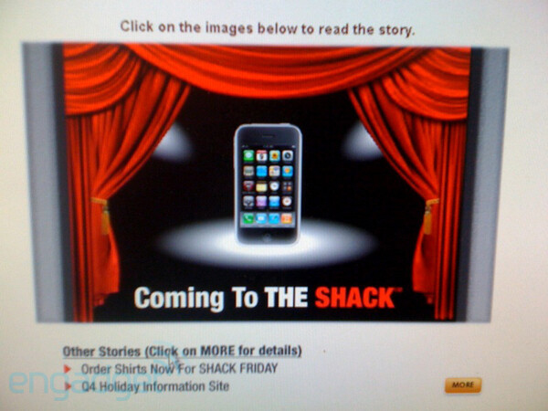 Love Shack: iPhone coming to Dallas and NYC Shacks this month, all U.S. next year?