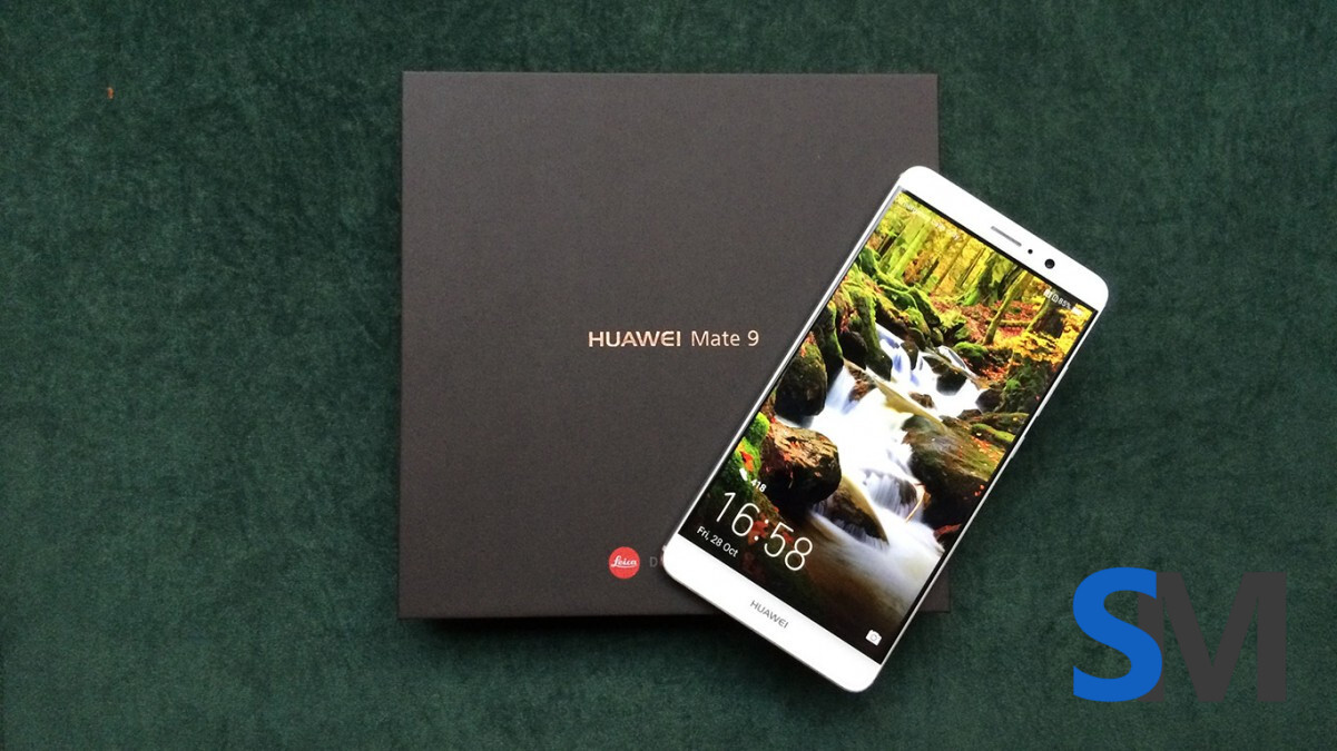 Huawei Mate 9 leaks in high-resolution photos