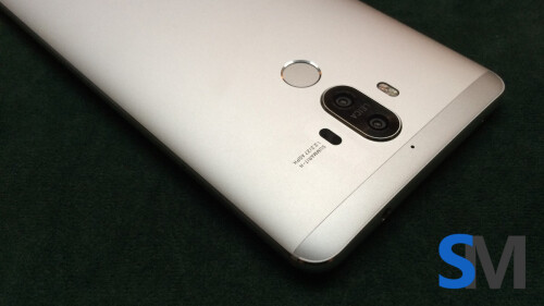 Huawei Mate 9 leaked photos