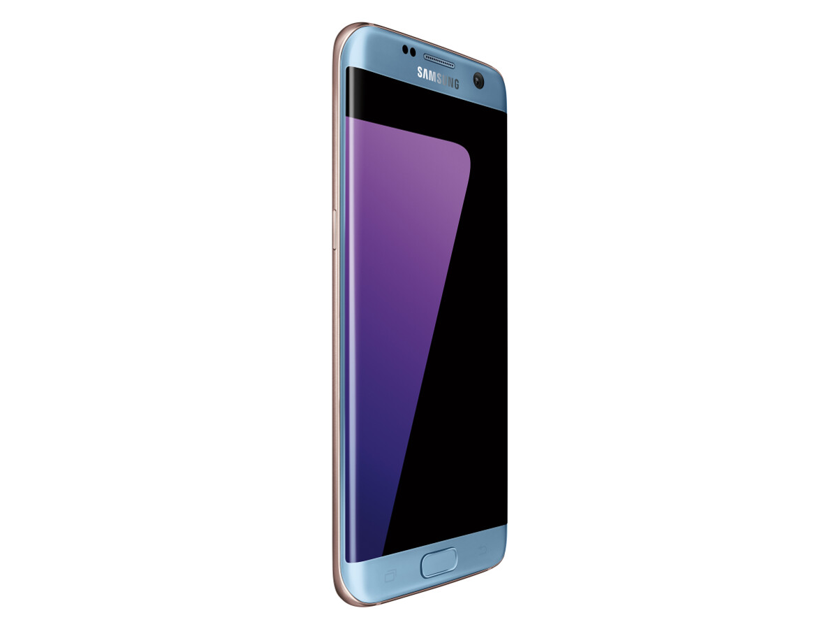 Blue Coral Samsung Galaxy S7 edge officially coming to ...