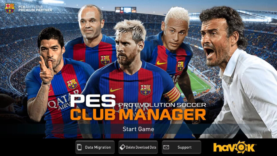 PES Club Manager gets new major update, adds commentary and licensed leagues