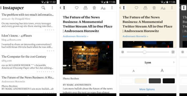 Instapaper's premium features now free for all users