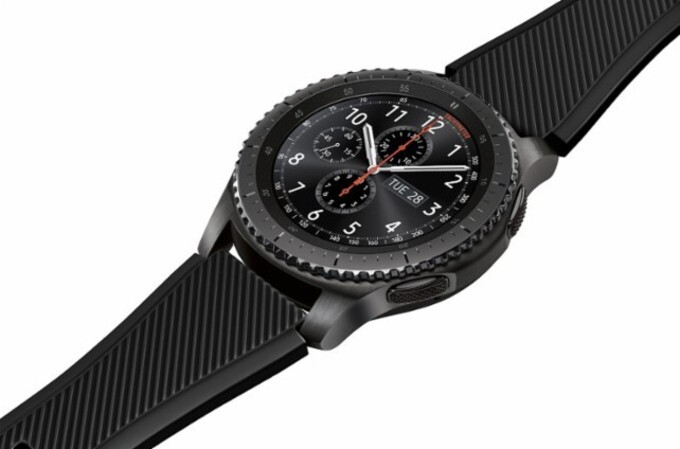 Samsung Gear S3 shows up at Best Buy for $349.99, but you can't have one yet