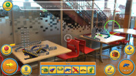 Domino World for Google Tango