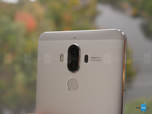 Huawei Mate 9 hands-on gallery