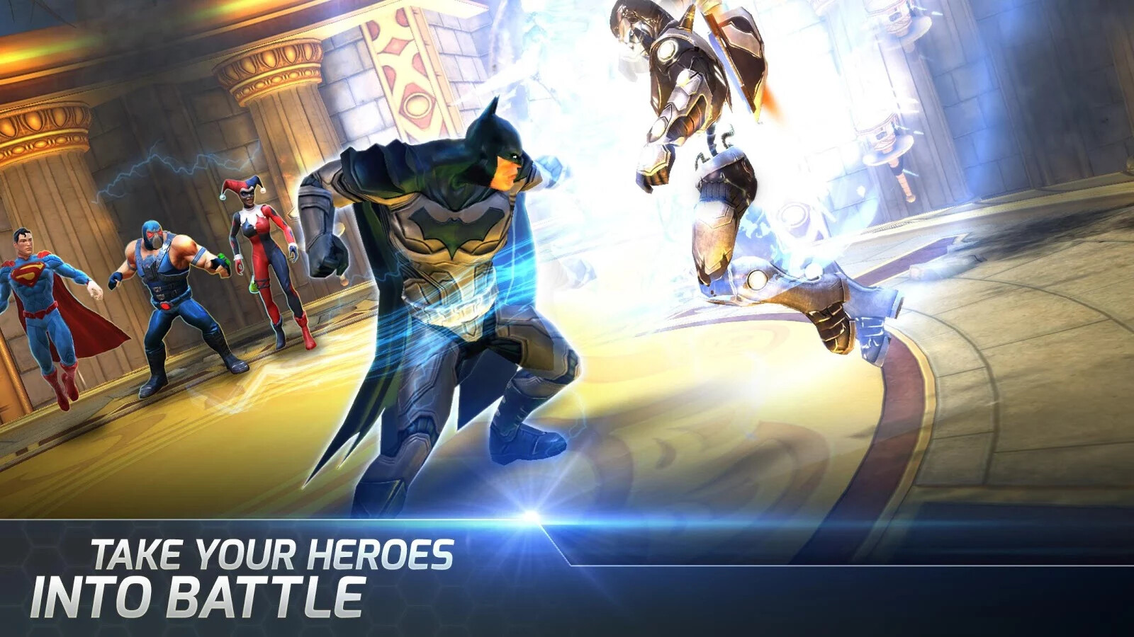 best dc games for android