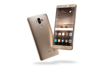 The Huawei Mate 9 is the company's current top offering