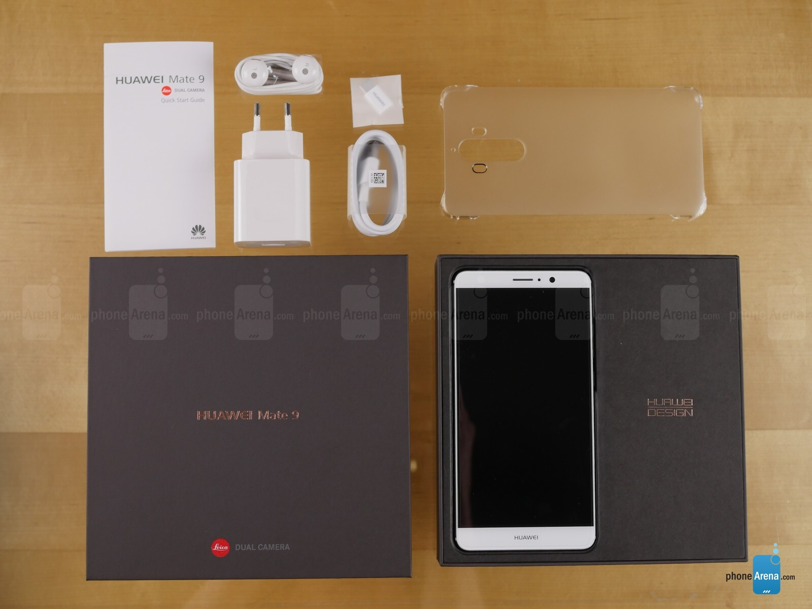 huawei mate 9 unboxing