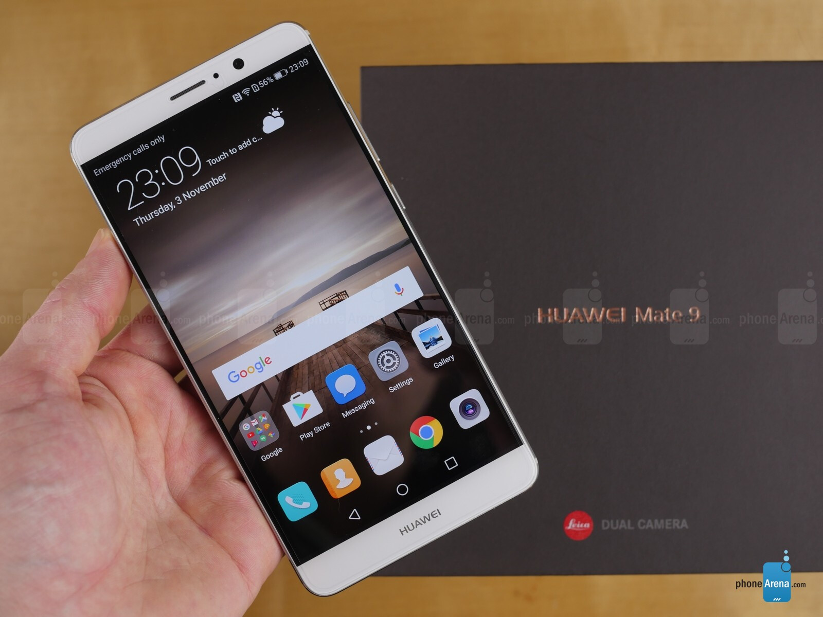 how to change id on huawei mate 9