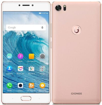The Gioness S9 is certified in China by TENAA