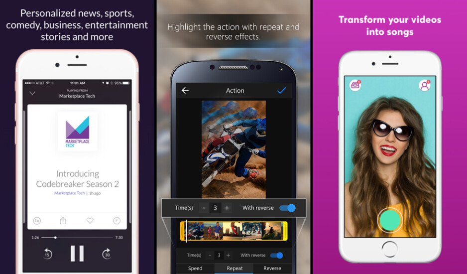 Best new Android and iPhone apps (November 1st - November 7th)