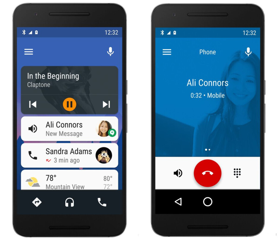 Android Auto now officially runs standalone on your phone
