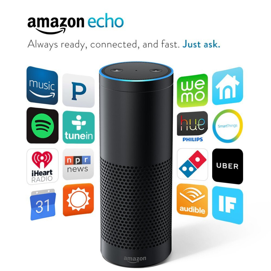 Deal: In honor of its 2nd birthday, the Amazon Echo can be yours for just $140