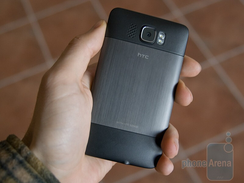 Hands-on with the HTC HD2