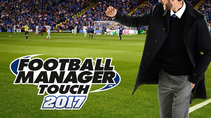 SEGA brings Football Manager Touch 2017 to Android and iOS tablets