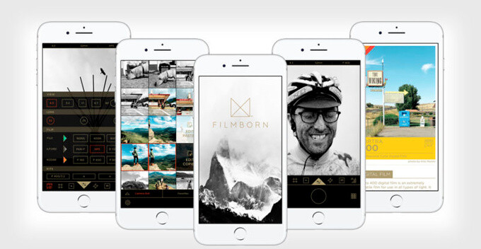 Filmborn arrives for iPhones: a VSCO challenger that brings Kodak and Fuji film looks to your photos