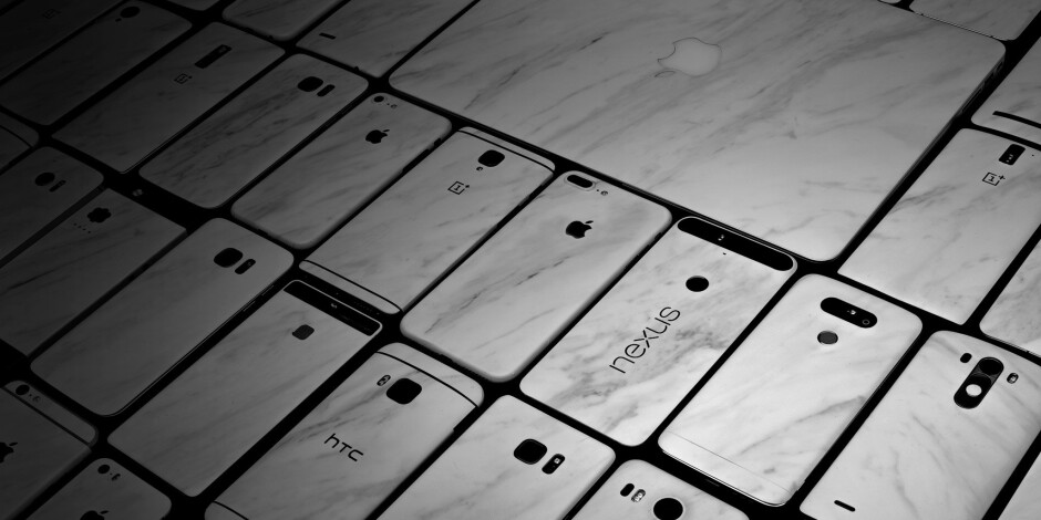 dbrand's new marble collection - Save 30% off dbrand smartphone skins until midnight on November 10