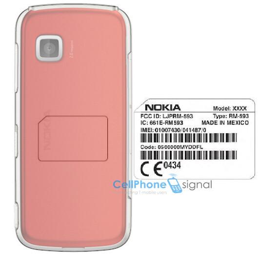 Nokia 5230 passes FCC, heading for T-Mobile?