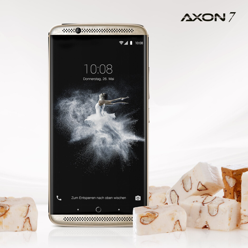 ZTE Axon 7 Android 7.0 Nougat update coming January 2017