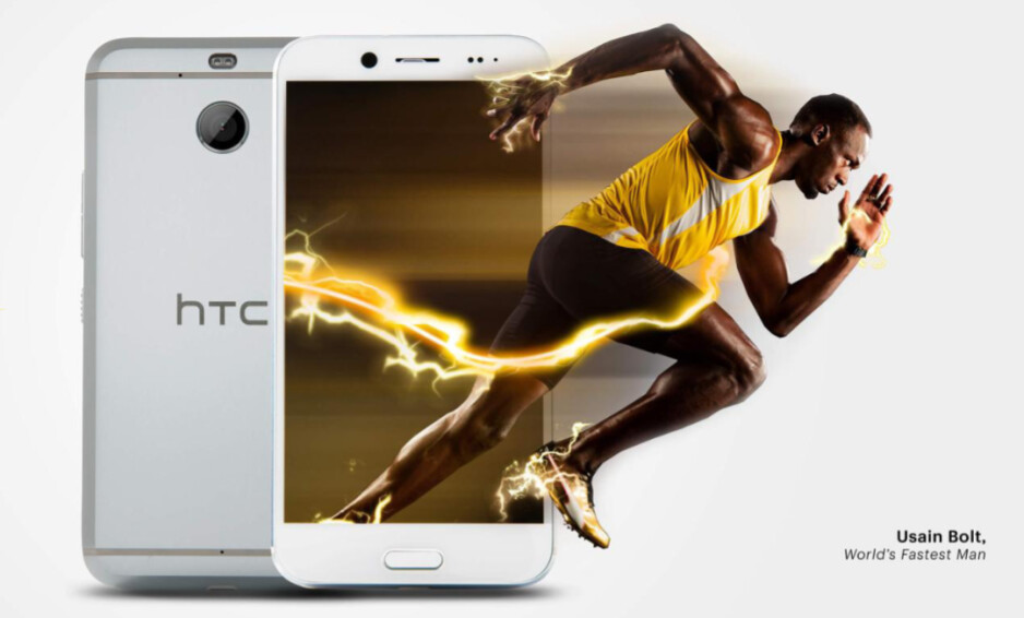 The HTC Bolt is now available from Sprint - The HTC Bolt is official; phone is available now from Sprint and has no 3.5mm audio jack