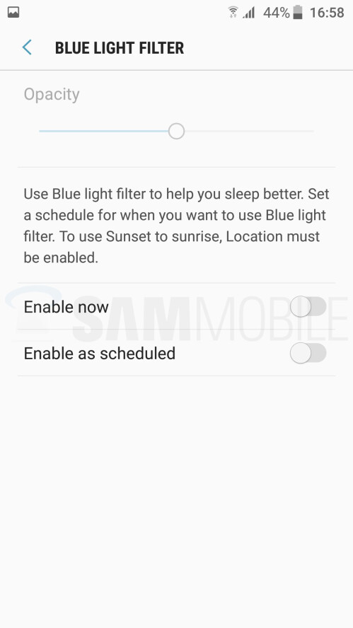 how to get rid of briefing on s7 edge