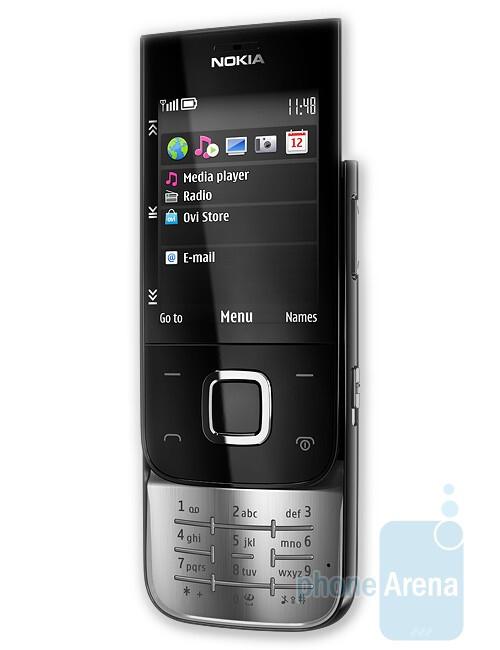 Nokia 5330 Mobile TV Edition - Nokia announces the 5330 Mobile TV Edition