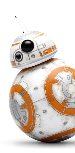 The cute BB-8 droid is one neat gift idea - Apple 2016 Holiday Gift guide is out: device, music, photo and toy gifts