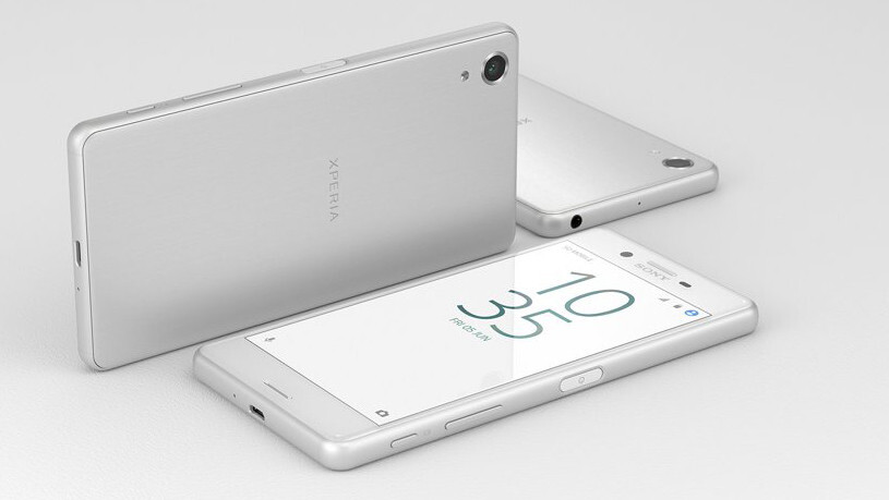 Sony releases software fix for Xperia X Performance's accelerometer